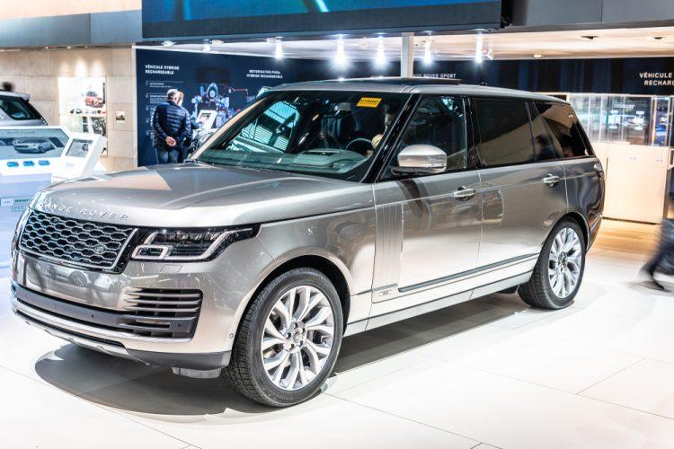 Range Rover Sport Hybride