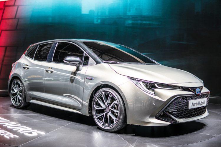 Toyota hybride Auris