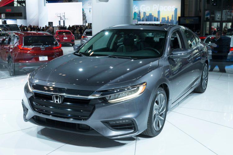 Honda Insight 2019 sedan