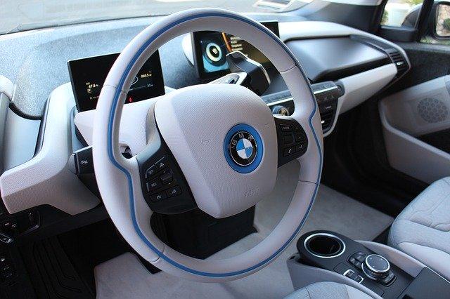 I3 BMW interieur