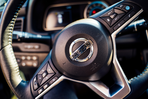 Nissan hybride Leaf