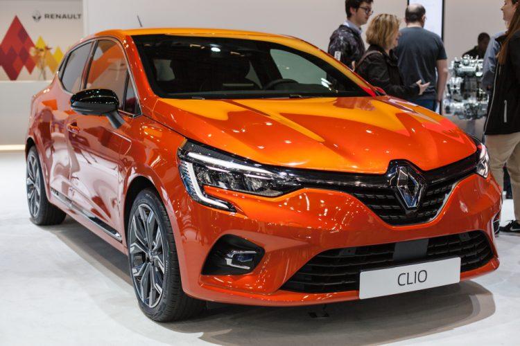 Renault Clio Hybride