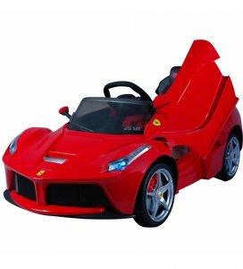 Voiture eléctrique Ferrari enfant