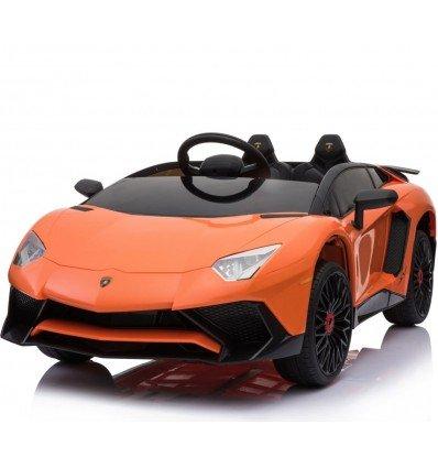 Voiture eléctrique Lamborghini enfant